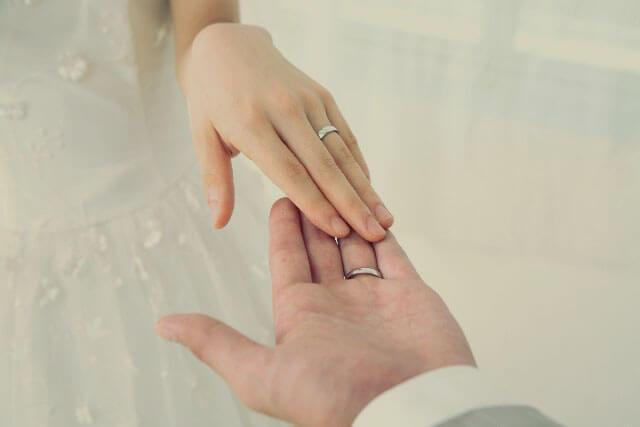 結婚指輪選び方