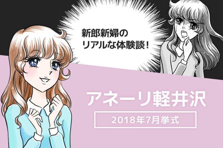 アネーリ軽井沢のブログ