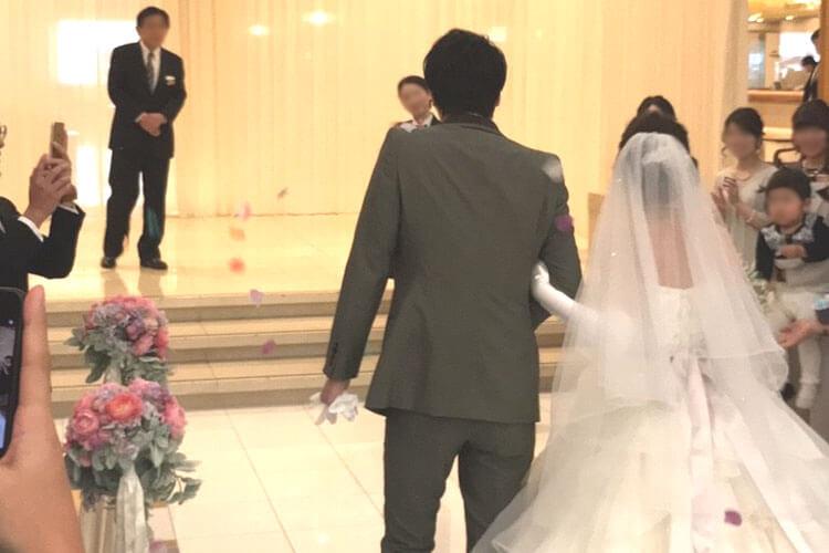 リーガロイヤルホテル小倉の結婚式口コミ