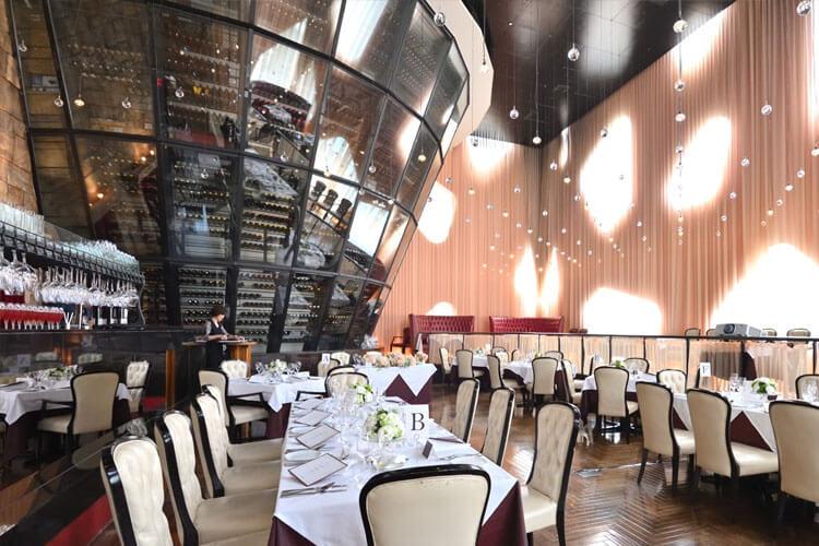レストラン ダズルの結婚式費用