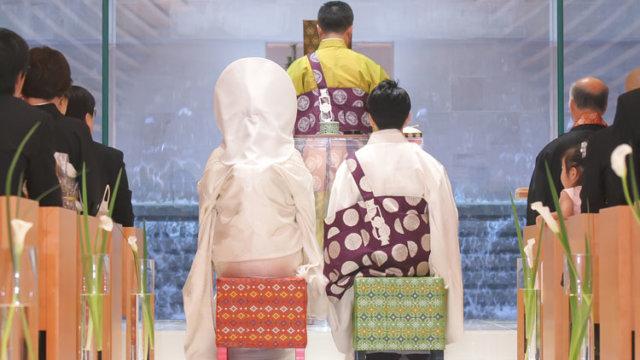 辻家庭園の結婚式ブログ