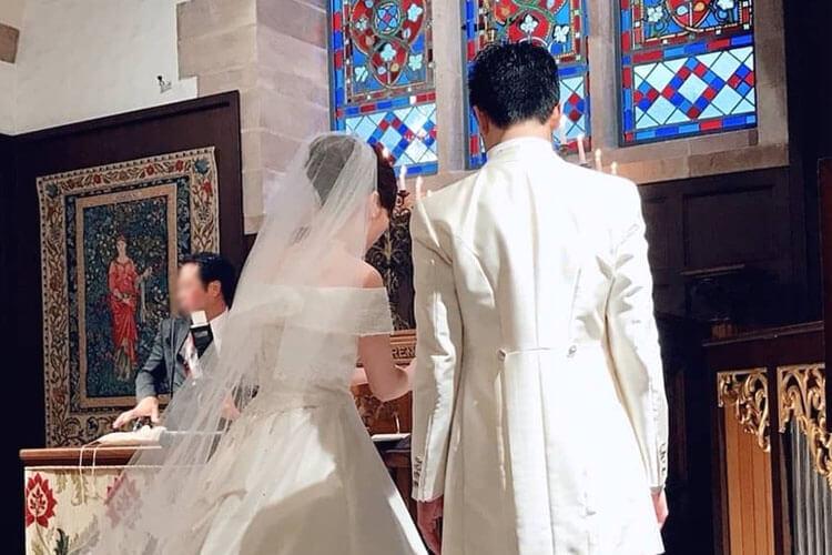 ホテルモントレグラスミア大阪の結婚式ブログ