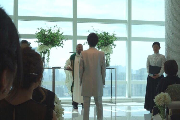 ルミヴェール東京で結婚式