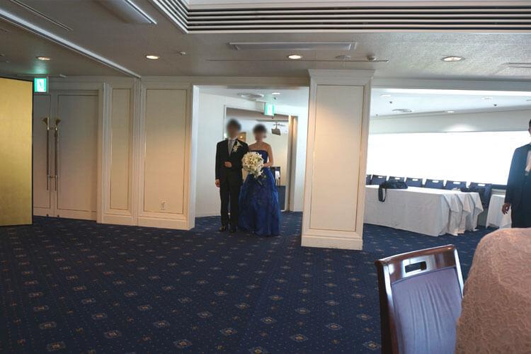 観音崎京急ホテルの結婚式費用