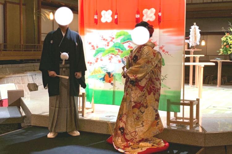 加賀屋姉妹館 あえの風の結婚式ブログ