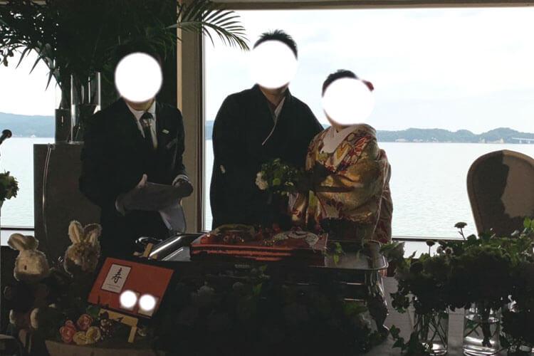 加賀屋姉妹館 あえの風の結婚式口コミ