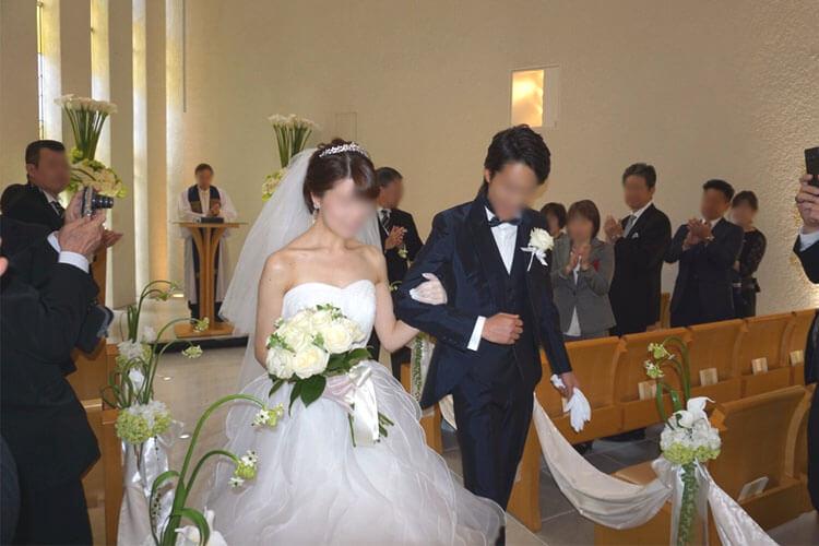 ヒルトン大阪の結婚式口コミ