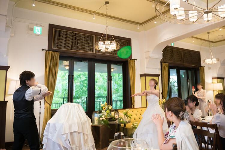 フォーチュンガーデン京都の結婚式口コミ