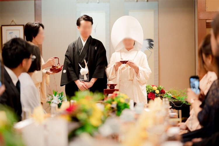 料亭山屋の結婚式ブログ