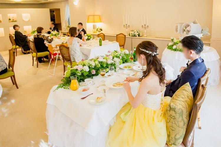 ホテル軽井沢エレガンスの結婚式費用