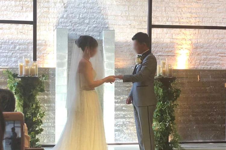 ウィズザスタイル福岡の結婚式口コミ
