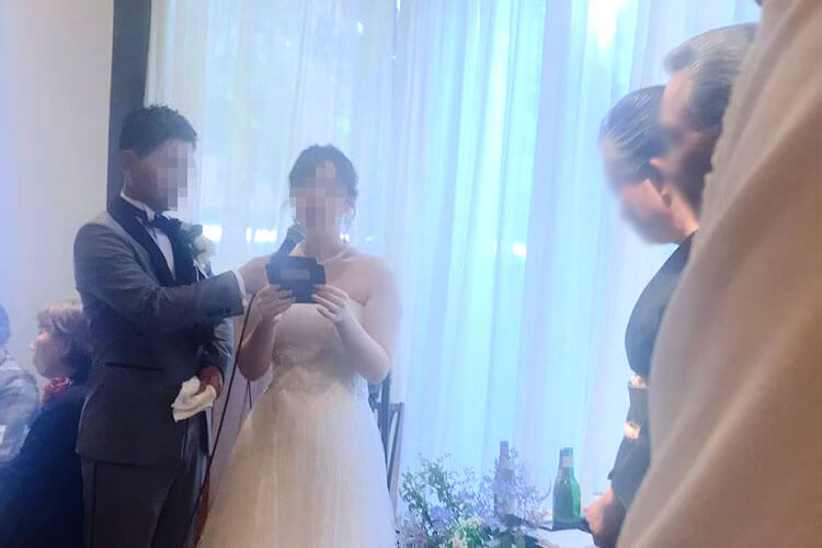ウィズザスタイル福岡の結婚式費用
