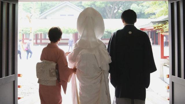 日枝神社とラ・ロシェル山王の結婚式ブログ