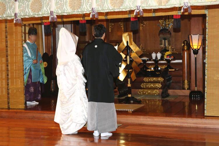 日枝神社とラ・ロシェル山王の結婚式口コミ