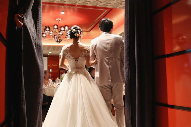 日枝神社とラ・ロシェル山王の結婚式費用