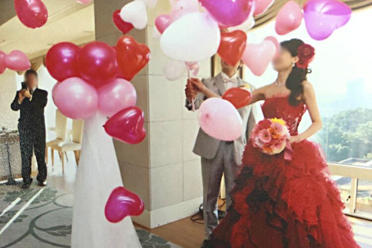 ホテル椿山荘東京の結婚式費用