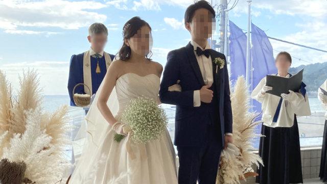 アマンダンブルー鎌倉の結婚式ブログ