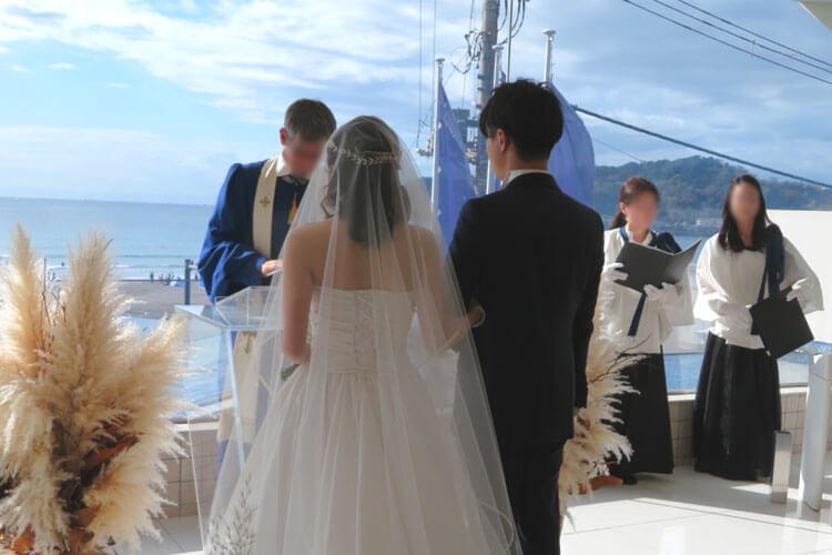 アマンダンブルー鎌倉の結婚式費用