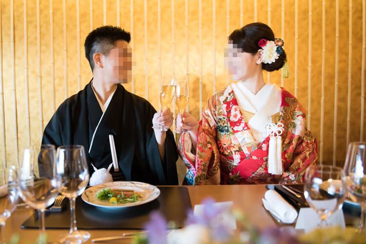 八芳園の結婚式口コミ