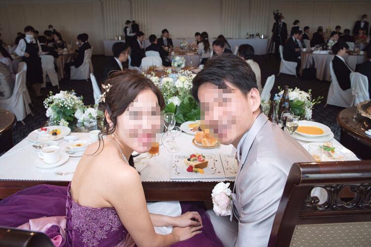 KKRホテル東京の結婚式費用