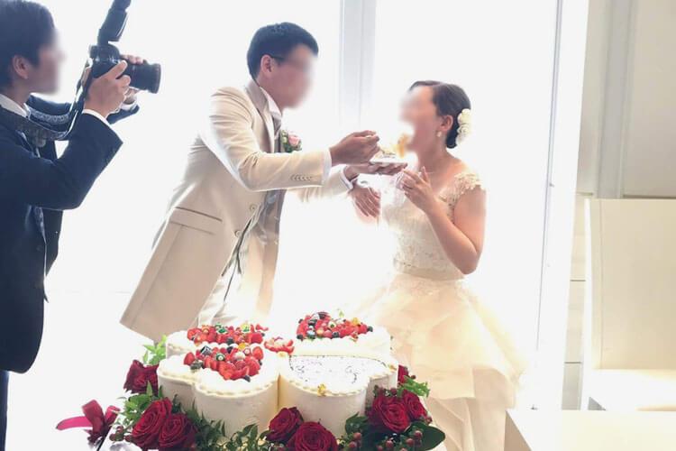 オテルグレージュの結婚式口コミ