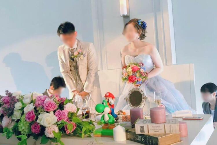 オテルグレージュの結婚式費用