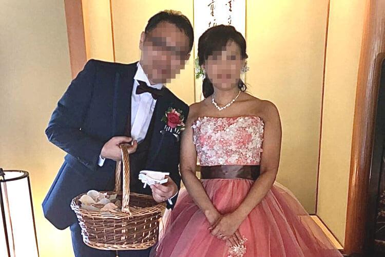 渭水苑/祥雲閣の結婚式費用