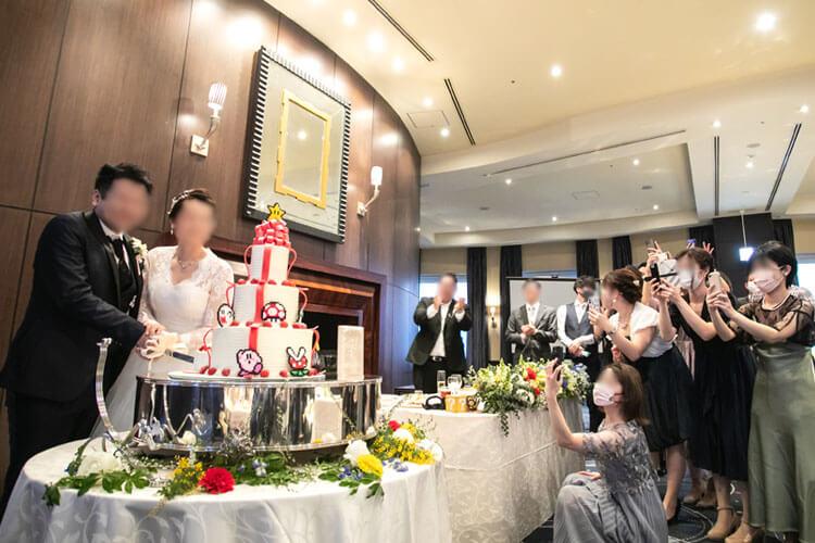 ANAクラウンプラザホテルグランコート名古屋の結婚式ブログ