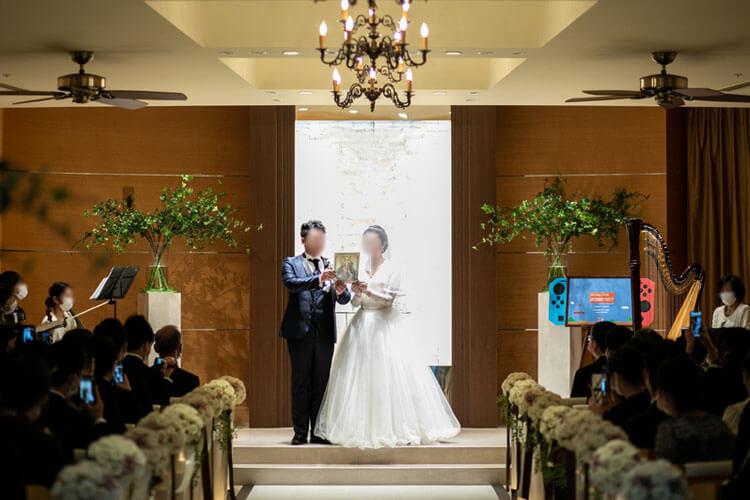 ANAクラウンプラザホテルグランコート名古屋の結婚式口コミ