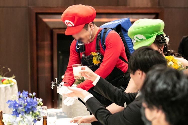 ANAクラウンプラザホテルグランコート名古屋の結婚式費用